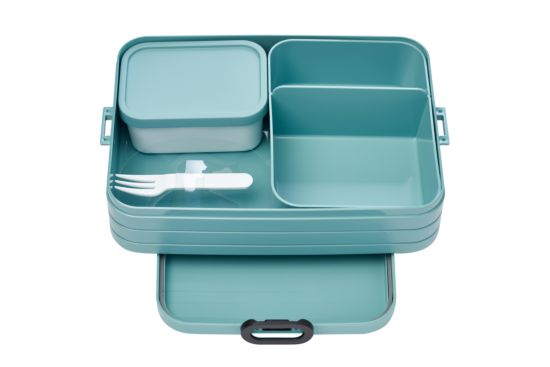 Lunchbox Take a break 1,5L groen Mepal