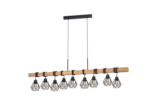 Hanglamp Townshend 200x2cm E27