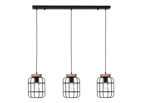 Hanglamp Gwen 100x20cm 3x40W E27