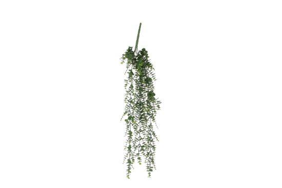 Hangende kunstplant Eucalyptus H93cm
