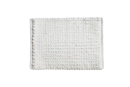 Badmat 50x75cm wit