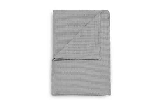 Plaid 180x260cm graniet grey