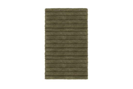 Badmat 60x100cm groen