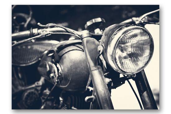 Print op canvas Easy Rider 50x70cm