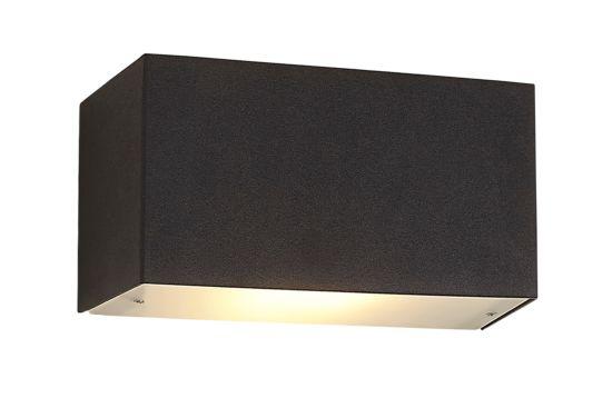 Wandlamp zwart 2,5W G9