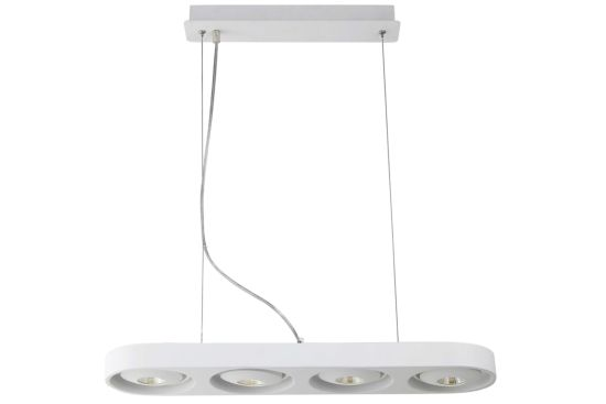 Hanglamp 63x15cm 4x5W