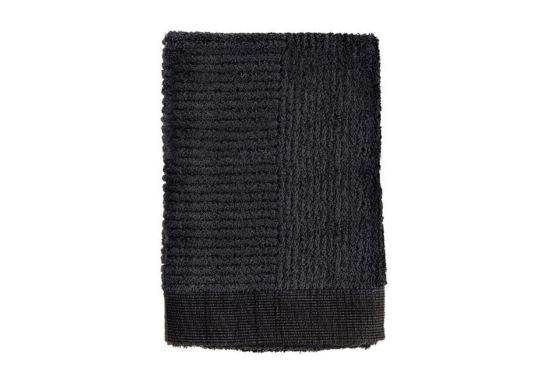 Handdoek 50x70cm zwart