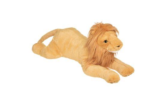 Knuffel Leeuw XL H28cm