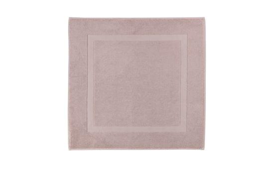 Badmat Una 60x60cm misty pink