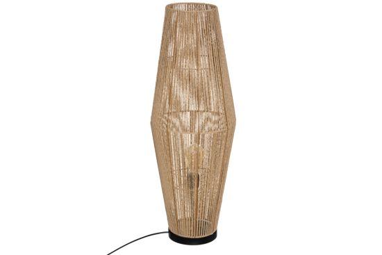 Staande lamp Aissa H83cm naturel