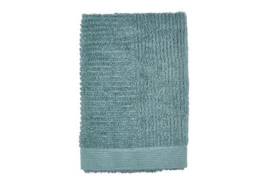 Handdoek 50x70cm petrol