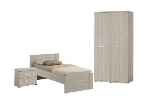 Kinderkamer Erika met 2-deurskasten