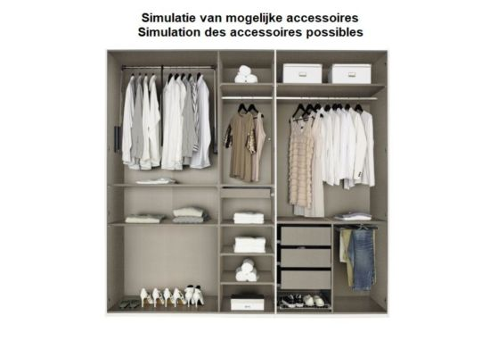 Dressing Select 301cm