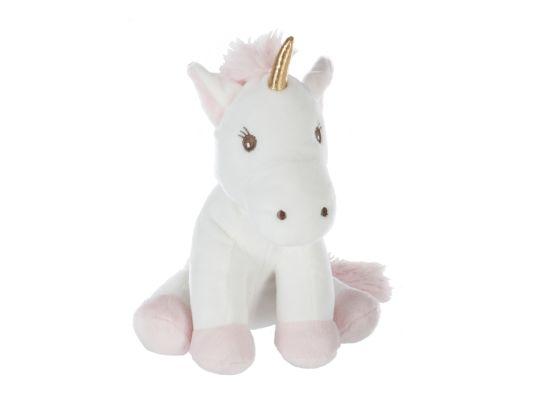 Knuffel Unicorn H22cm