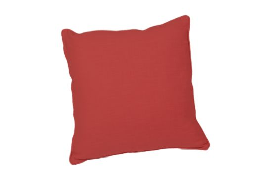 Kussenhoes Arte  45x45cm rood