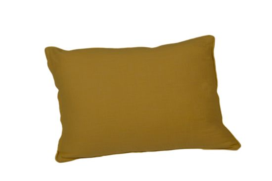 Kussenhoes Arte 60x40cm amber