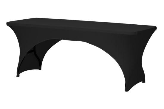 Tafellaken 185x75cm zwart