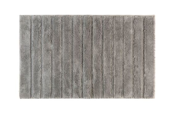 Badmat California 60x100cm slate grey
