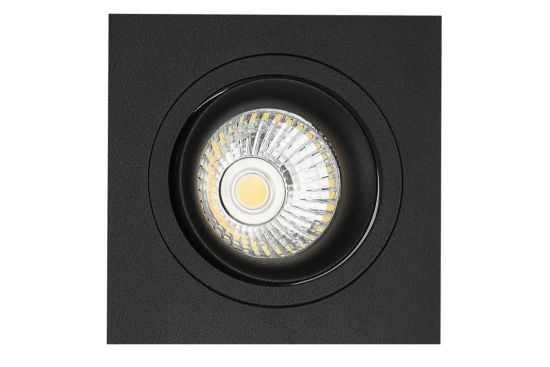 Inbouwspot LED zwart 5W GU10