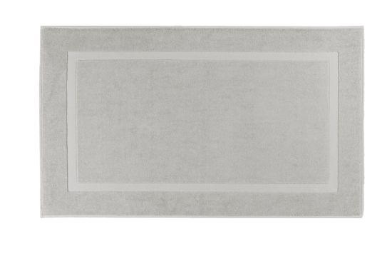 Badmat Una 60x100cm white smoke