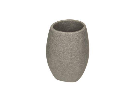 Beker Stone grijs