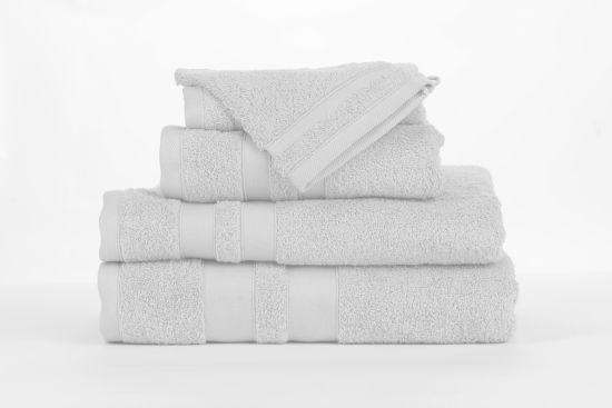 Handdoek Katharina  50x100cm white