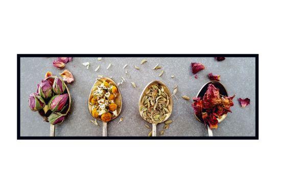 Keukenloper Taste & Color 50x150cm multicolor