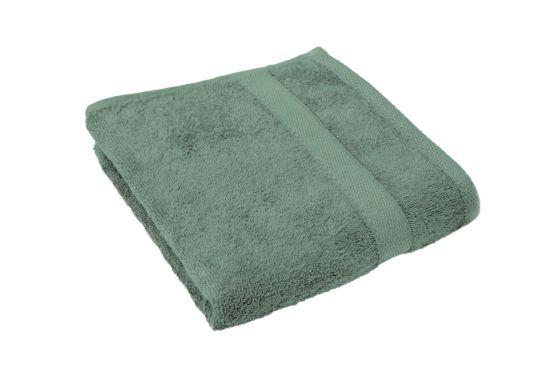 Handdoek 50x100cm stone green