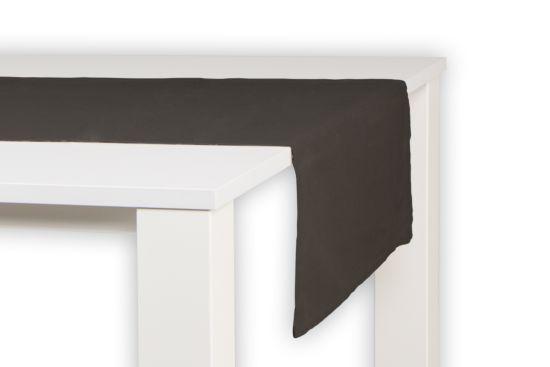 Tafelloper Badu 50x150cm grijs