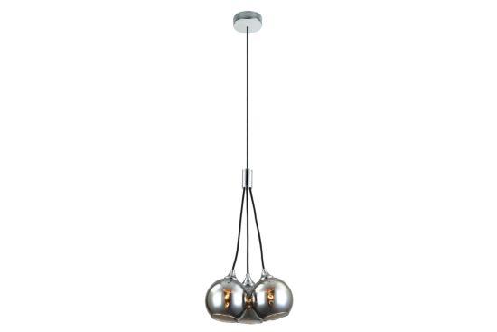 Hanglamp Ø34cm 3x60W E27
