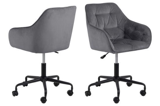 Bureaustoel dark grey