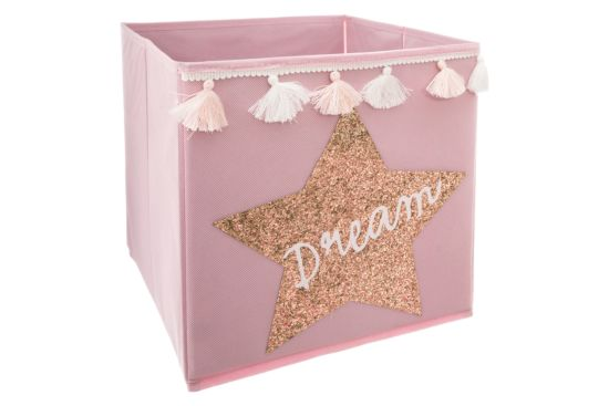 Opbergbox Sequin Dream  29x29x29cm