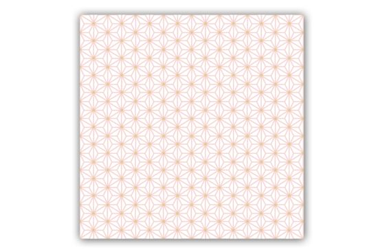 Servet Ginza  33x33cm roze 20 stuks