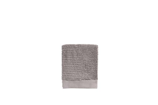 Handdoek 50x70cm gullgrey