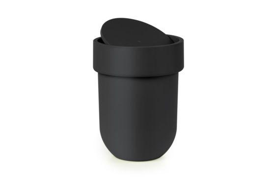 Vuilbak Touch 5L zwart