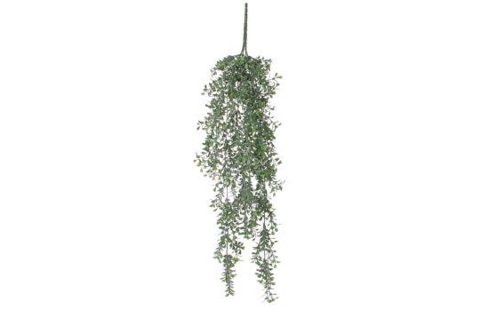 Hangende kunstplant buxus kunststof H73cm