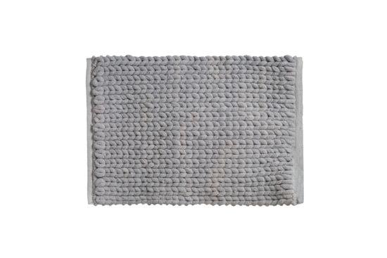 Badmat 50x75cm grijs
