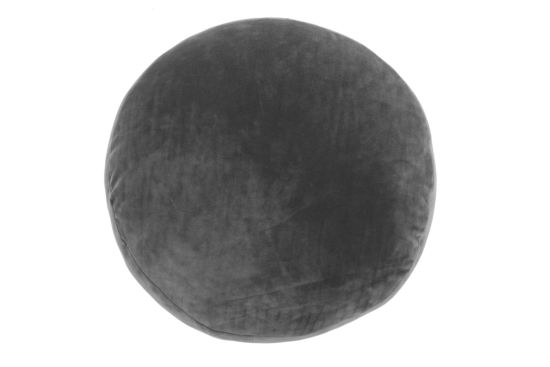 Kussen Marshmallow Ø40cm grey