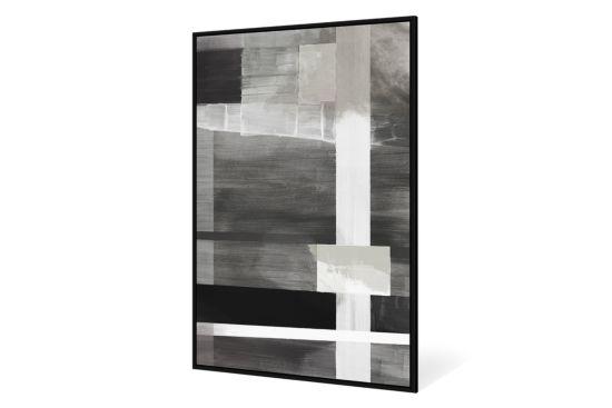 Print op canvas Futura 82,6x122,6cm