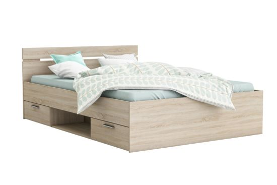 Bed Michigan 140x200cm