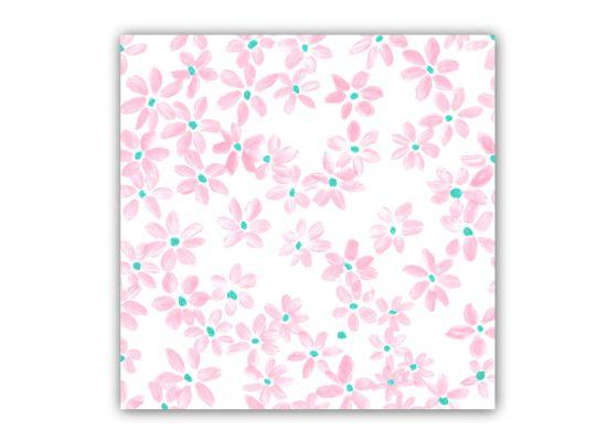 Servet Pretty in Rose 33x33cm roze 20 stuks