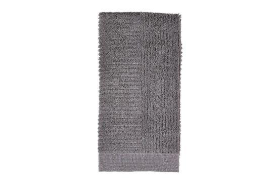 Handdoek 50x100cm grijs