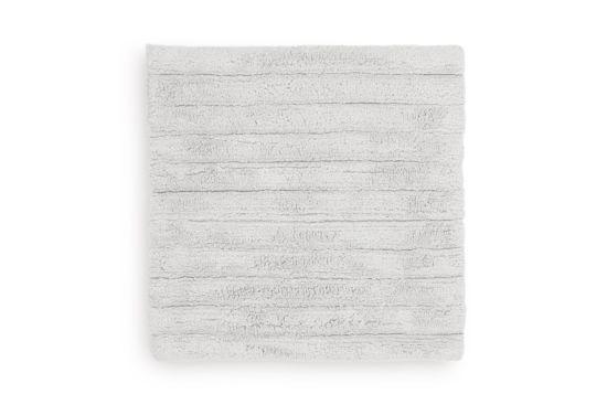 Badmat 60x60cm licht grijs