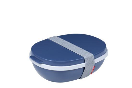 Lunchbox Ellipse Duo 1,42L nordic denim Mepal