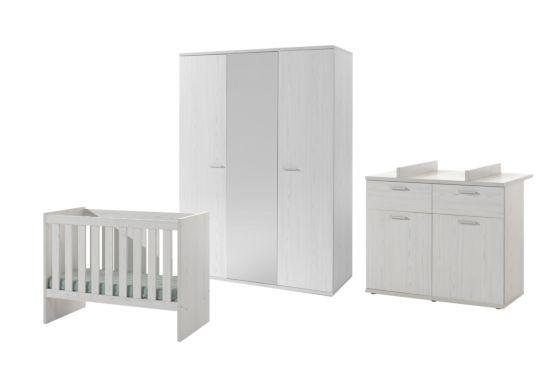 Babykamer Helga1 met 3-deurskast