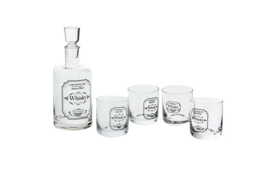 Whiskey set Marc set van 5