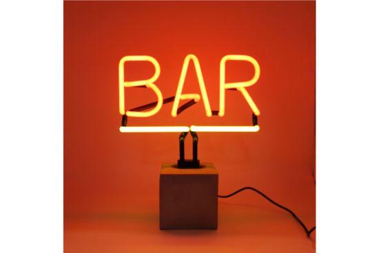 Neon lamp Bar