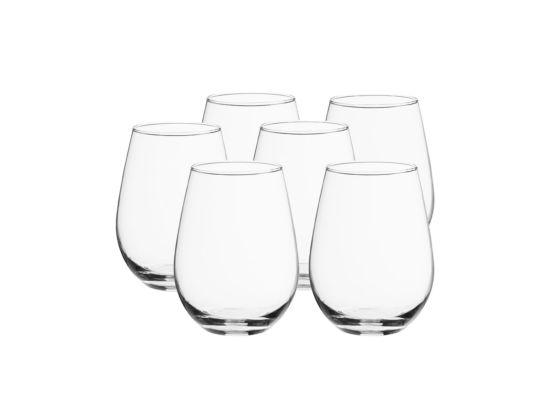 Wijnglas Cuvee  63cl, set van 6