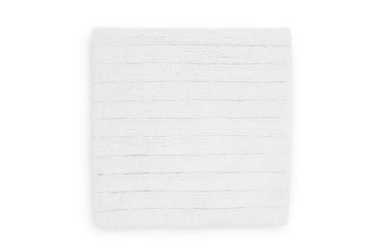Badmat 60x60cm wit