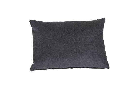 Kussen Pillow 70x50cm antraciet